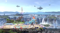 Super Smash Bros. Ultimate - Mr. Sakura Presents Sephiroth