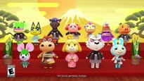 Animal Crossing: New Horizons - New Year's Resolutions Trailer
