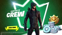 Fortnite - Green Arrow Arrives On The Island Trailer