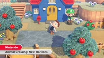 Animal Crossing: New Horizons - Super Mario Collaboration Items Trailer