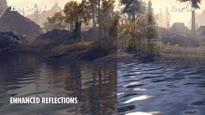 The Elder Scrolls Online - Console Enhanced Preview Trailer