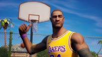 Fortnite - Die NBA spielt in Fortnite Trailer
