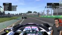 F1 2021 - Die erste Stunde der Karriere