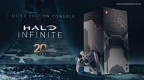 Xbox Series X - Halo Infinite Xbox Limited Edition Konsole Trailer