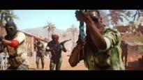 Jagged Alliance 3 - Ankündigungs-Trailer mit Gameplay